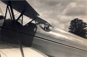 la foto del aviador